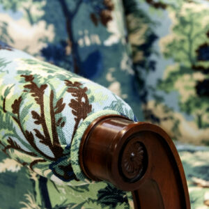 355 Tudor place lounge chair 32 brighton 2 Detail
