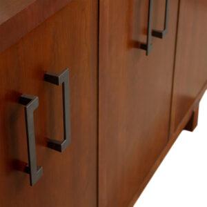 38 024 Custom Wood Finish Match Detail