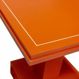 68 051 58 Orange 54 Cream Pinstriping 2 Detail
