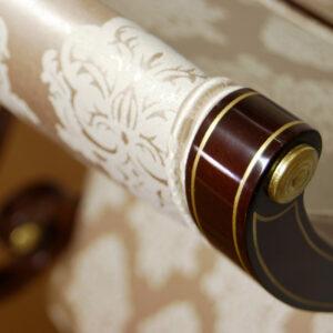 75 071 Sleigh Back Chair Detail