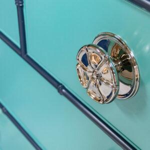 88 008 Robins Egg Blue Indigo Nickel1 Detail