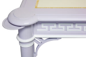 88 708 Wisteria White Accents Detail