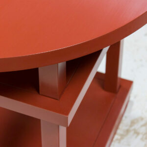 C2004 066 Lacquer Red Detail