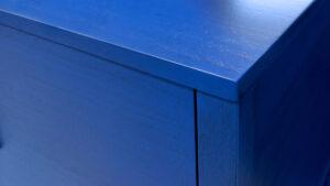 C22 024 Brighton Sideboard 5089 Blue Topaz Satin 2 Detail
