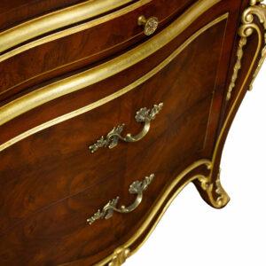 K709 Roux Antique Gold Leaf 02 Detail