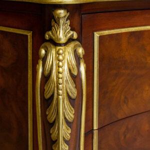K709 Roux Antique Gold Leaf 04 Detail