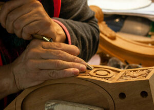 Karges Hand Carving K1886 Craft