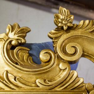 Karges Mirror Detail