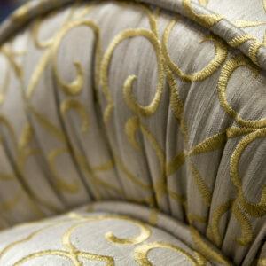 Tuxedo Park Chair Detail