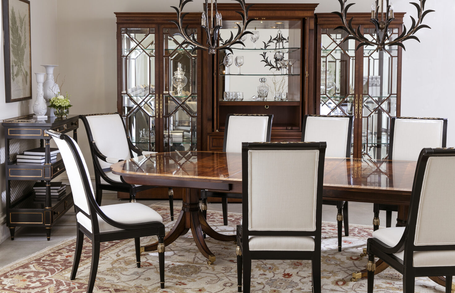 Regency Dining Table Karges